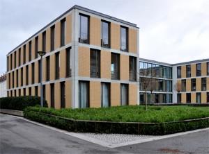 Wobak-Verwaltungsgebäude