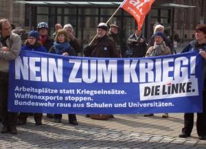 Nein-zum-Krieg-Linke