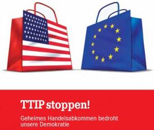 TTIP stoppen!