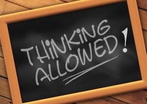 Schule: denken erlaubt