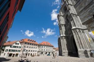 Münsterplatz in Konstanz