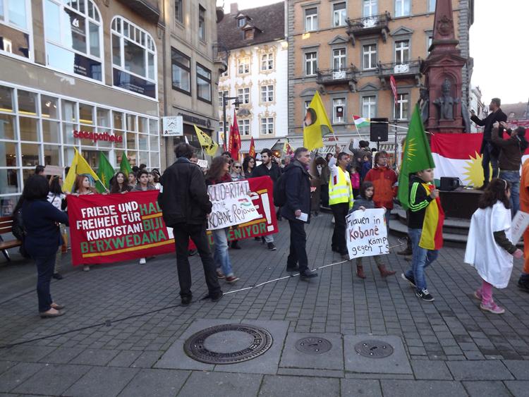 Solidarität mit Kobane-05