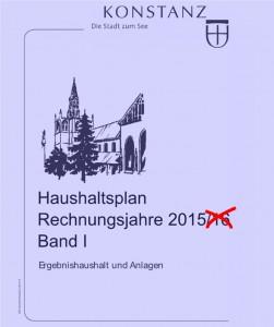 Haushaltsplan2015