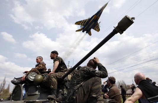 Ukrainisches Militär