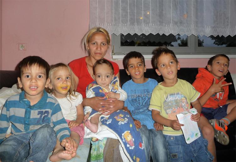 Abgeschobene Familie Ametovic