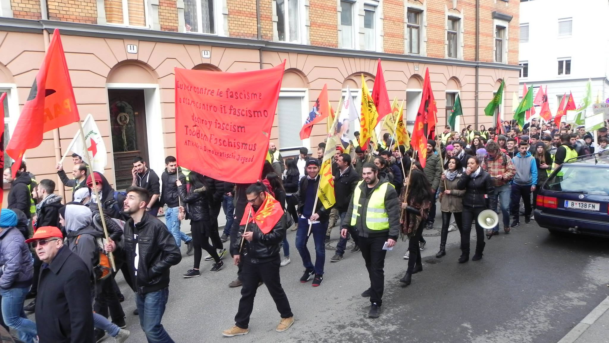Demo No-Pegida Vorarlberg