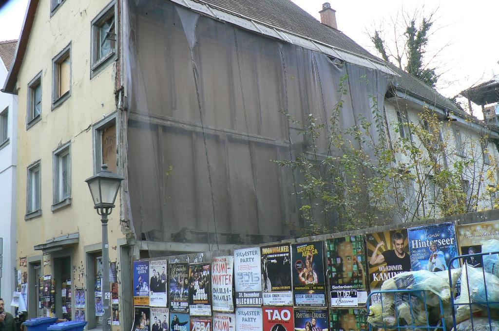 Synagoge-Baustelle